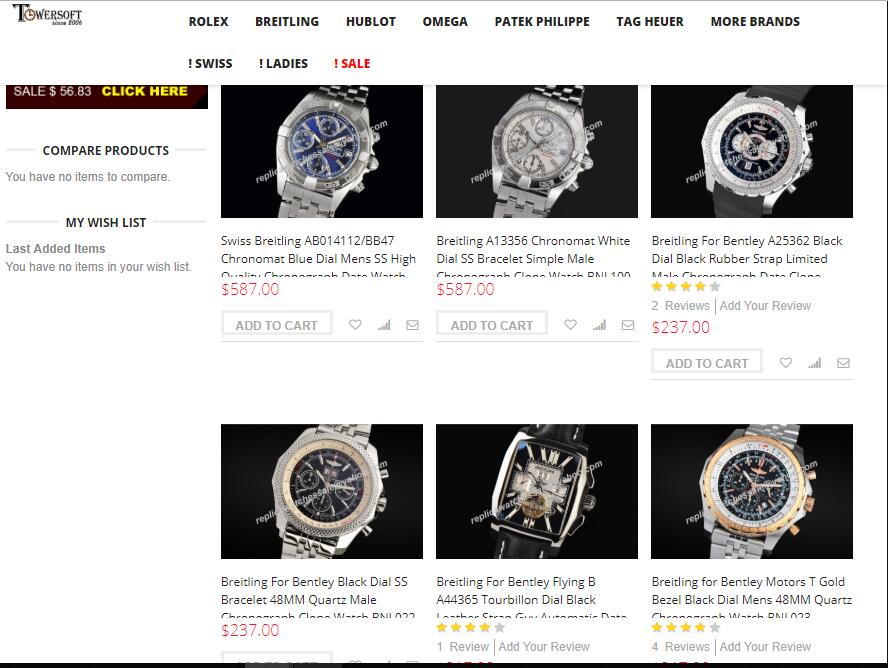 high quality replica breitling watches sale