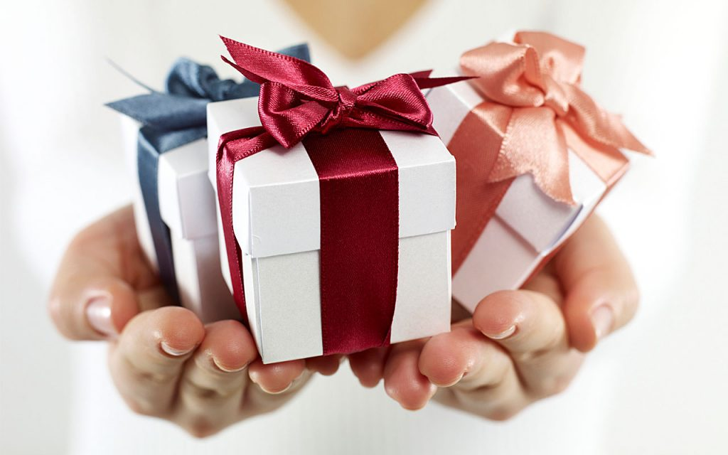 Birthday gifts for loved ones