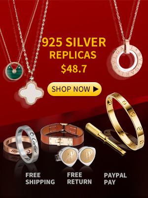 luxury jewelry replicas sale